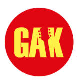 GAK Coupon Codes