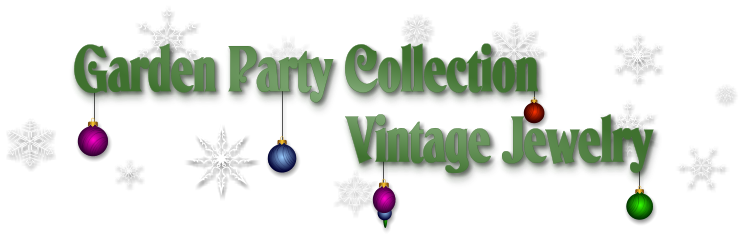 Garden Party Collection Vintage Jewelry Coupon Codes